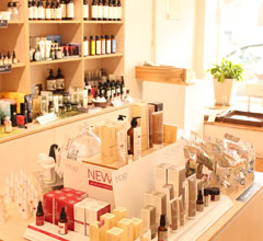 the Natural Skincare Company in Parnell, Auckland, New Zealnad