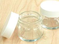 ガラス・アルミ製コスメ容器