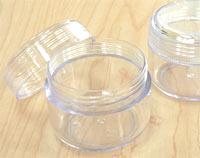 プラスチック製コスメ容器