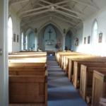 お向かいの教会