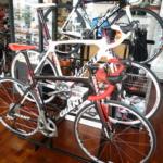 ニュージーランドの自転車屋さん