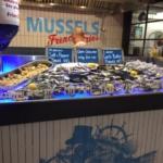オークランドの魚市場