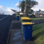 NZのゴミの日