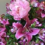 ピンクがテーマの日