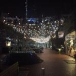 夜のオークランド